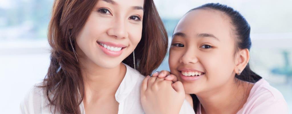 جعل الصداقة مع سن البلوغ سهلة أم صعبة؟