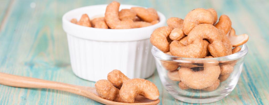 子供のためのカシューナッツを食べることの利点