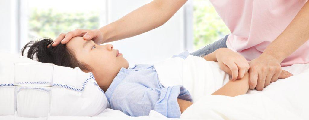 8つの一般的な病気ですが、幼児には見落とされるべきではありません