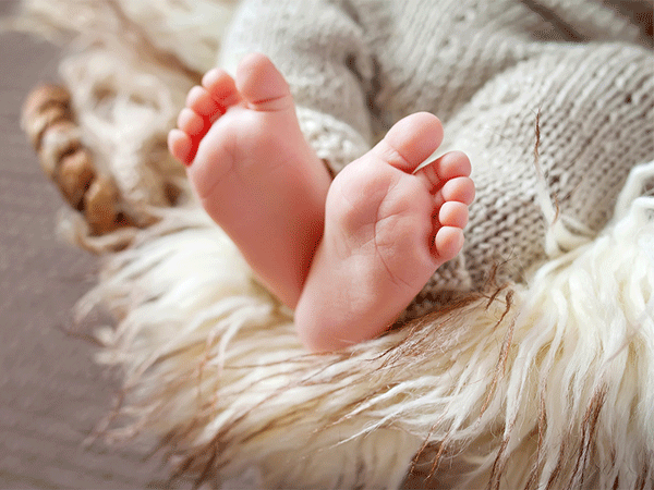 This is the best foot care for babies