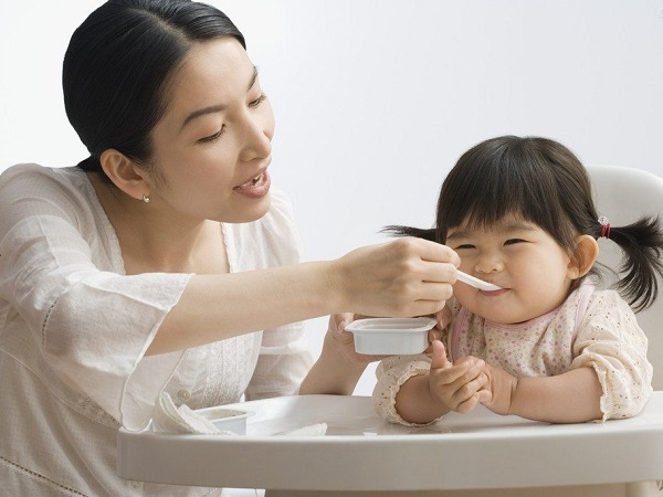 The menu for a 2-year-old Japanese-style mother should refer to