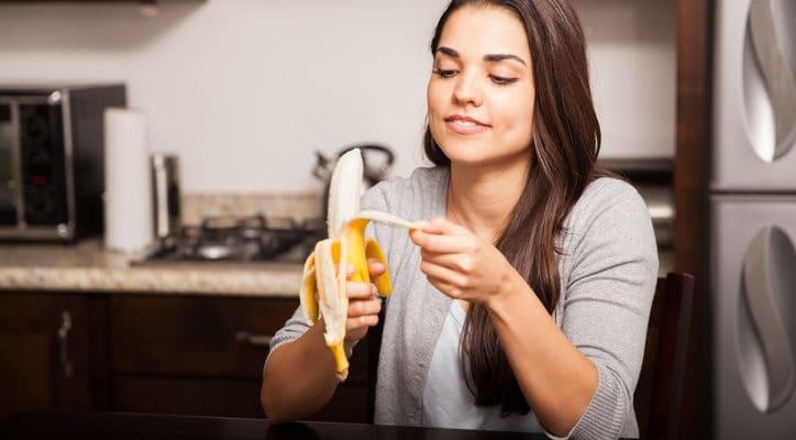 바나나는 수유부에게 좋습니다