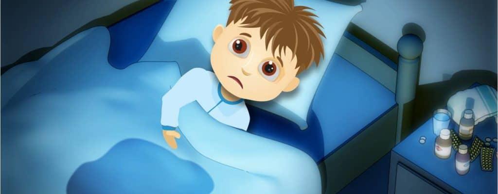 赤ちゃんが睡眠を濡らさないようにするための9つの優れたヒント