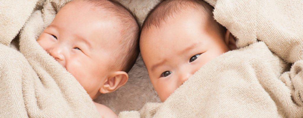 """雙胞胎:秘密尚未""""透露"""""""
