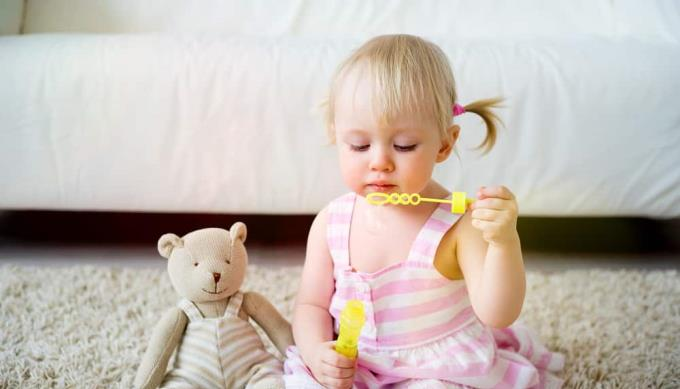 2-year-old baby: how is milestone?