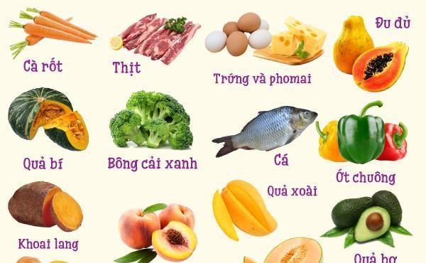 Cosa può mangiare un bambino di 7 mesi per crescere velocemente come Thanh Giong?