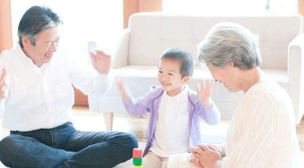 When grandparents teach me bad habits: What to do right away?
