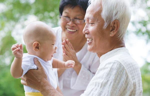 3 ways to prevent grandchildren from coming true