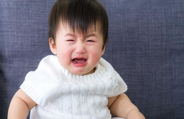 2-year-old babies often cry at night, causes and remedies
