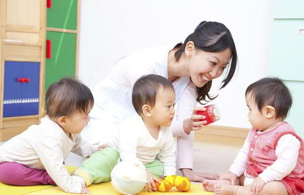 Children going to kindergarten, constantly getting sick and experiencing gold increase resistance to mothers should know
